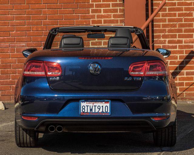 2012 Volkswagen Eos Komfort Burbank, CA 4