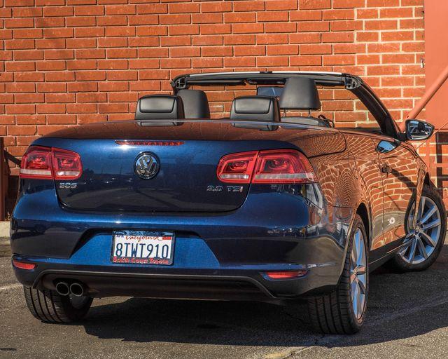 2012 Volkswagen Eos Komfort Burbank, CA 7