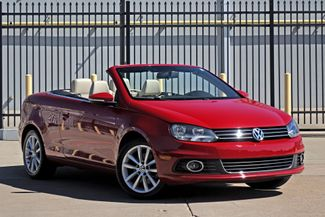 2012 Volkswagen Eos Komfort*Only 63k mi*Sunroof*Leather** | Plano, TX | Carrick's Autos in Plano TX