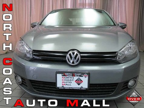 2012 Volkswagen Golf TDI in Akron, OH