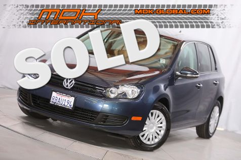 2012 Volkswagen Golf - Convenience pkg - Sunroof  in Los Angeles