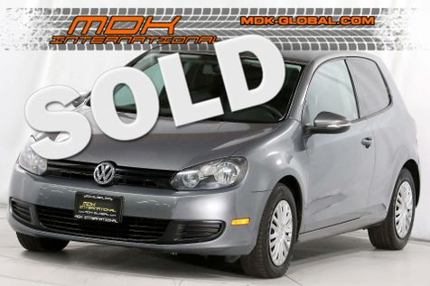 2012 Volkswagen Golf - Manual - Only 66K miles in Los Angeles