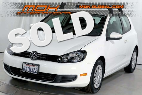 2012 Volkswagen Golf - New tires - Auto - Only 60K miles in Los Angeles