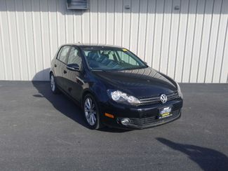 2012 Volkswagen Golf TDI w/Sunroof and Nav in Harrisonburg, VA 22802