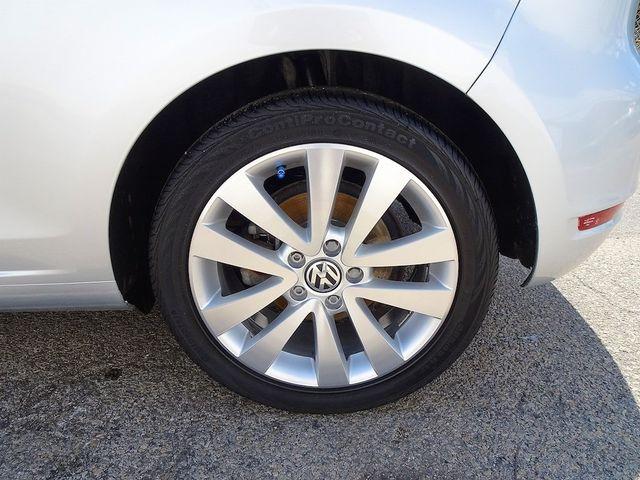 2012 Volkswagen Golf TDI w/Sunroof & Nav Madison, NC 10