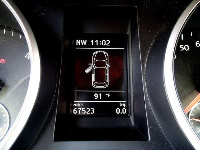 2012 Volkswagen Golf TDI w/Sunroof & Nav Madison, NC 13