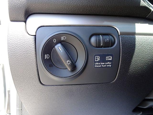 2012 Volkswagen Golf TDI w/Sunroof & Nav Madison, NC 16