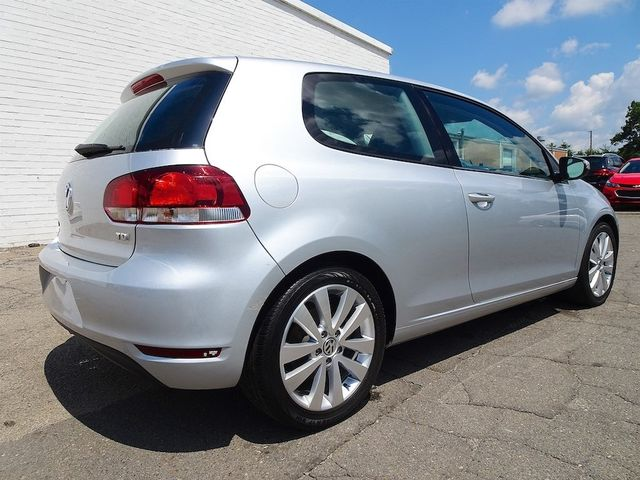 2012 Volkswagen Golf TDI w/Sunroof & Nav Madison, NC 2