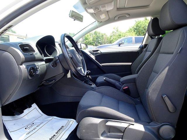 2012 Volkswagen Golf TDI w/Sunroof & Nav Madison, NC 23
