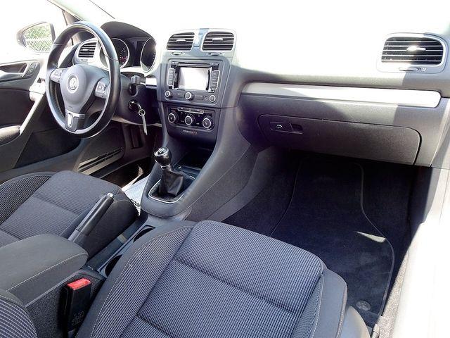 2012 Volkswagen Golf TDI w/Sunroof & Nav Madison, NC 28