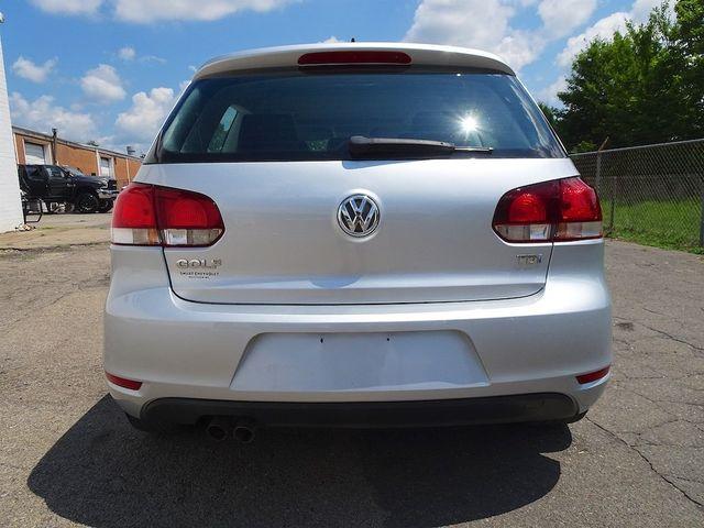 2012 Volkswagen Golf TDI w/Sunroof & Nav Madison, NC 3