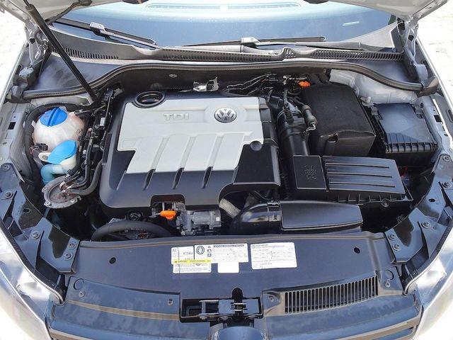 2012 Volkswagen Golf TDI w/Sunroof & Nav Madison, NC 30