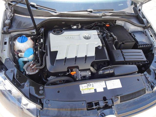 2012 Volkswagen Golf TDI w/Sunroof & Nav Madison, NC 31