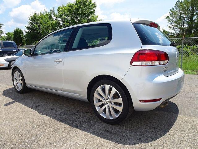 2012 Volkswagen Golf TDI w/Sunroof & Nav Madison, NC 4