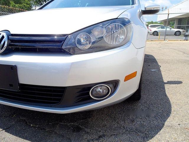 2012 Volkswagen Golf TDI w/Sunroof & Nav Madison, NC 9