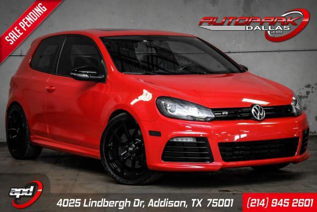 2012 Volkswagen Golf R APR Stage 2 Plus
