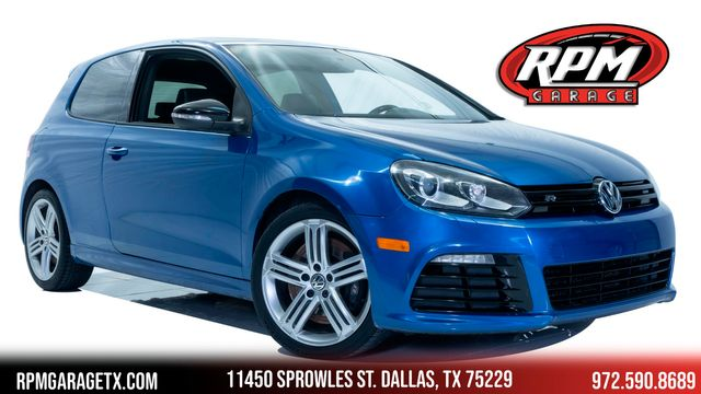2012 Volkswagen Golf R w/Sunroof & Navi in Dallas, TX 75229