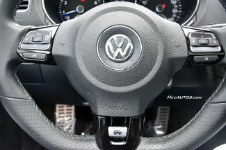 2012 Volkswagen Golf R w/Sunroof & Navi Waterbury, Connecticut 33