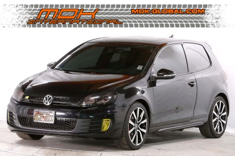 2012 Volkswagen GTI Autobahn PZEV - Manual - Leather - Navigation in Los Angeles