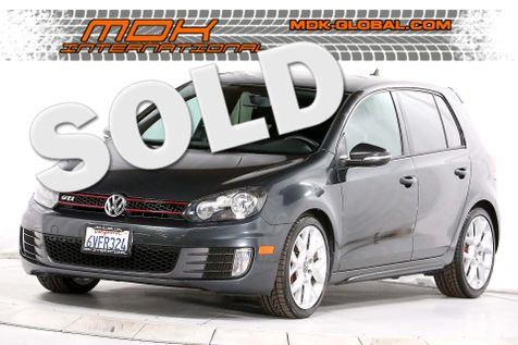 2012 Volkswagen GTI w/Conv - Manual - 4 door - Sunroof in Los Angeles