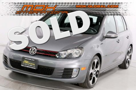 2012 Volkswagen GTI w/Conv pkg - Only 65k miles in Los Angeles