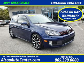 2012 Volkswagen GTI Autobahn PZEV 6-Speed w/Leather/Sunroof/Navigation in Louisville, TN 37777