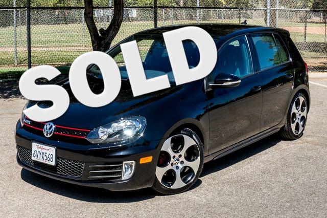 2012 Volkswagen GTI PZEV Reseda, CA 0