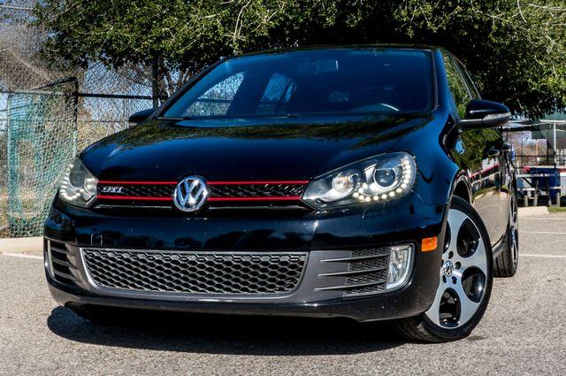 2012 Volkswagen GTI w/Sunroof & Navi PZEV Reseda, CA 2