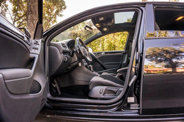 2012 Volkswagen GTI w/Sunroof & Navi PZEV Reseda, CA 14