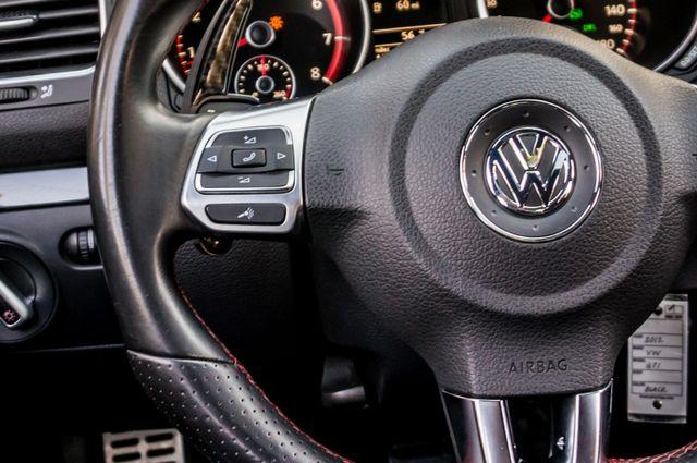 2012 Volkswagen GTI w/Sunroof & Navi PZEV Reseda, CA 21