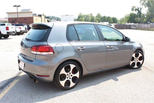 2012 Volkswagen GTI w/Conv & Sunroof PZEV St. Louis, Missouri 4