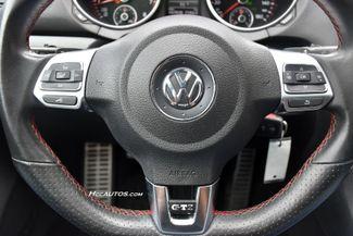 2012 Volkswagen GTI w/Sunroof & Navi PZEV Waterbury, Connecticut 28