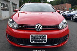 2012 Volkswagen GTI w/Sunroof & Navi PZEV Waterbury, Connecticut 9