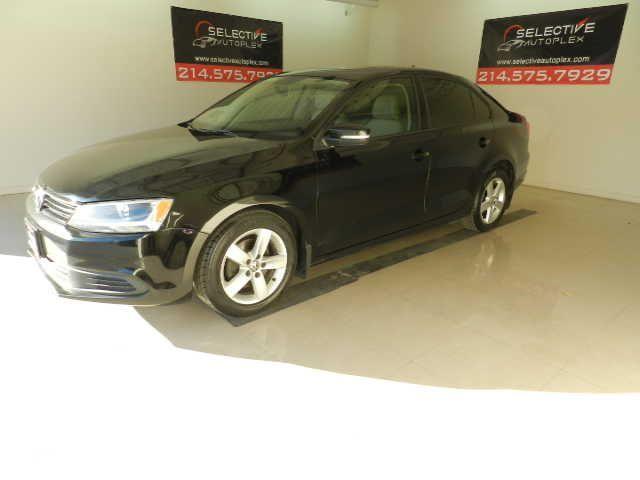 2012 Volkswagen Jetta TDI w/Premium