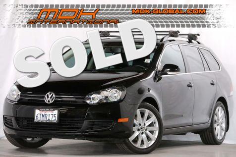 2012 Volkswagen Jetta SE w/Sunroof - Leather - Roof rack in Los Angeles
