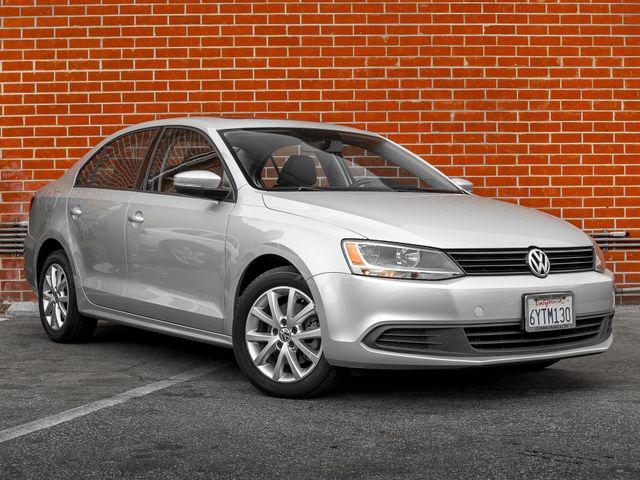 2012 Volkswagen Jetta SE w/Convenience & Sunroof PZEV Burbank, CA 1
