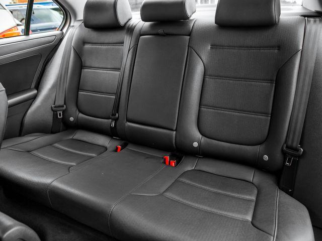 2012 Volkswagen Jetta SE w/Convenience & Sunroof PZEV Burbank, CA 14