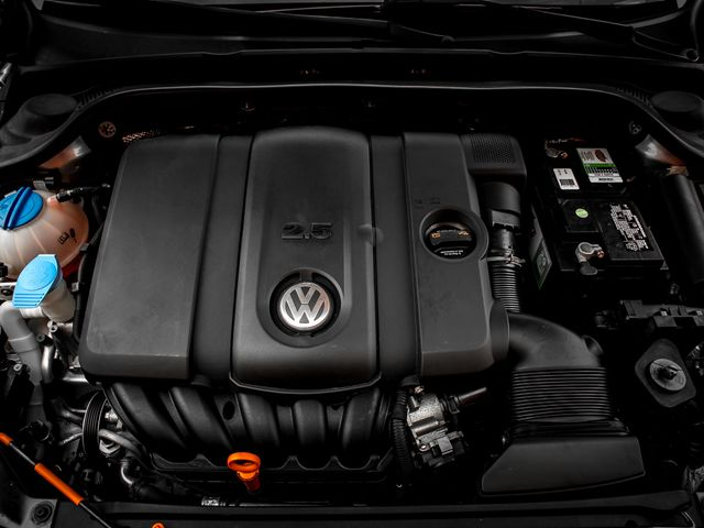 2012 Volkswagen Jetta SE w/Convenience & Sunroof PZEV Burbank, CA 21