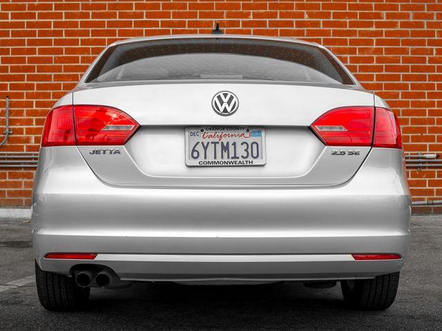 2012 Volkswagen Jetta SE w/Convenience & Sunroof PZEV Burbank, CA 3
