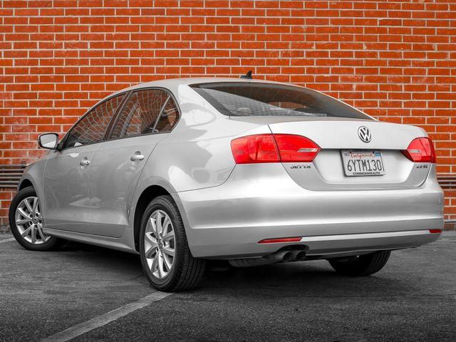 2012 Volkswagen Jetta SE w/Convenience & Sunroof PZEV Burbank, CA 7