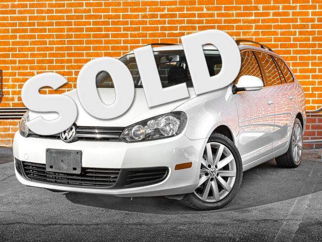 2012 Volkswagen Jetta TDI w/Sunroof Burbank, CA
