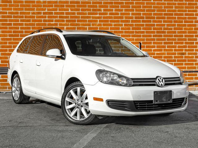 2012 Volkswagen Jetta TDI w/Sunroof Burbank, CA 1