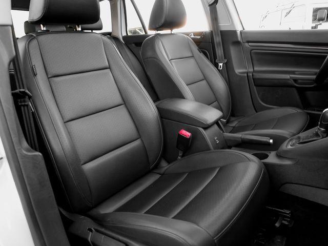 2012 Volkswagen Jetta TDI w/Sunroof Burbank, CA 13