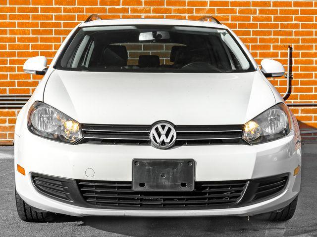 2012 Volkswagen Jetta TDI w/Sunroof Burbank, CA 2
