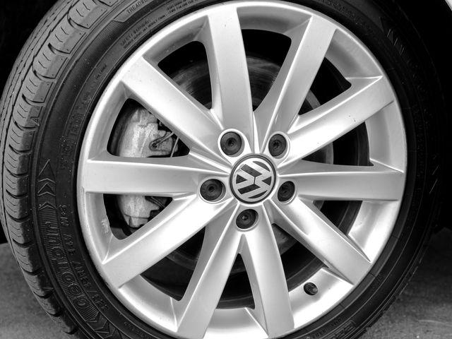 2012 Volkswagen Jetta TDI w/Sunroof Burbank, CA 22