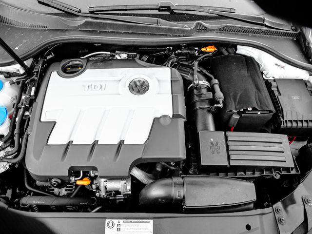 2012 Volkswagen Jetta TDI w/Sunroof Burbank, CA 24