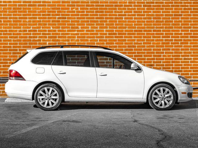 2012 Volkswagen Jetta TDI w/Sunroof Burbank, CA 3