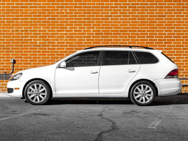 2012 Volkswagen Jetta TDI w/Sunroof Burbank, CA 4
