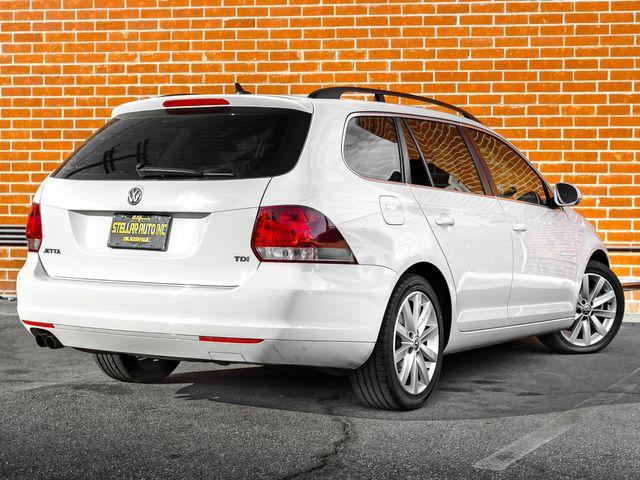 2012 Volkswagen Jetta TDI w/Sunroof Burbank, CA 5
