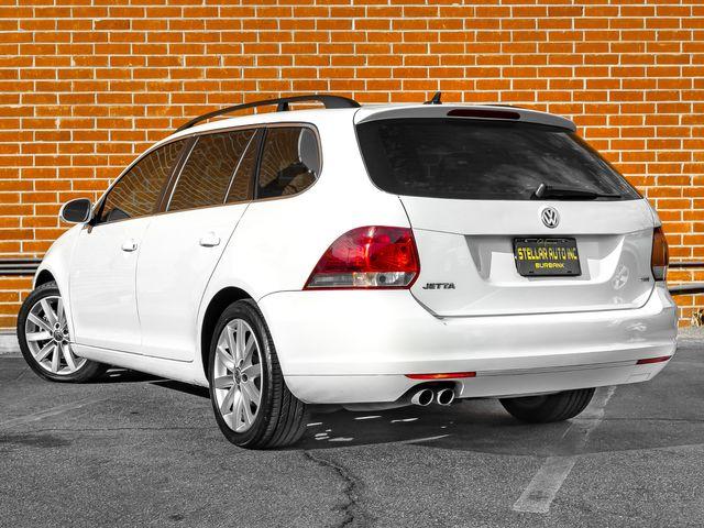 2012 Volkswagen Jetta TDI w/Sunroof Burbank, CA 6